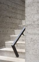 timber formwork for concrete stairs