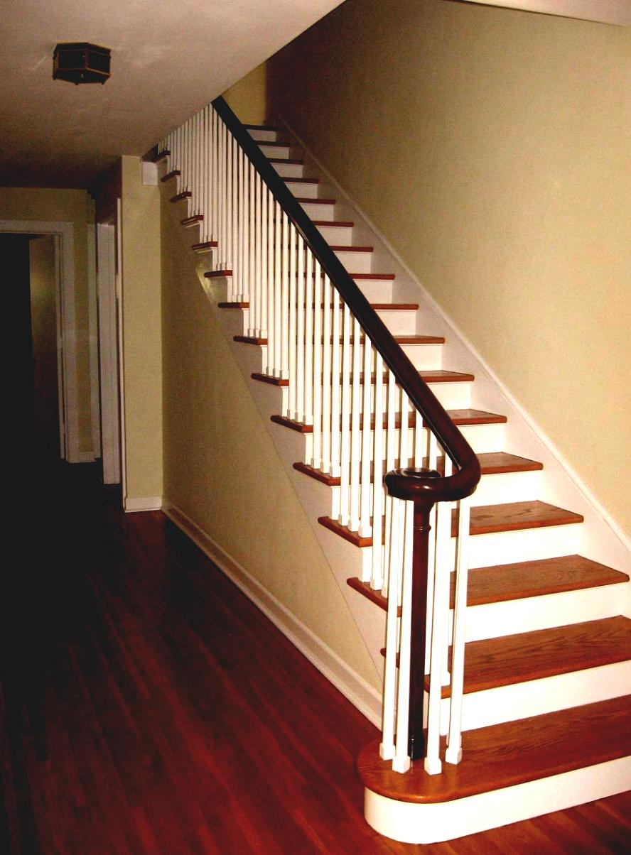 wooden staircase designs for homes  Staircase design