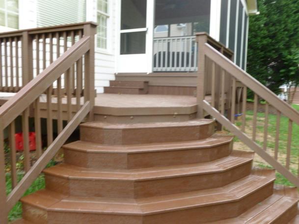 wooden staircase plans