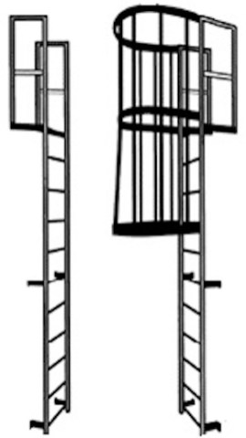 fixed retractable ladder _23