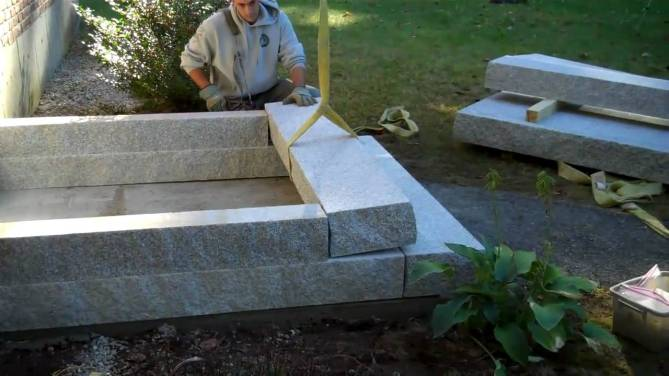granite steps installation_14
