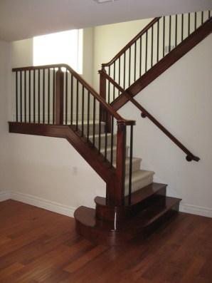 iron stairs with wood_19