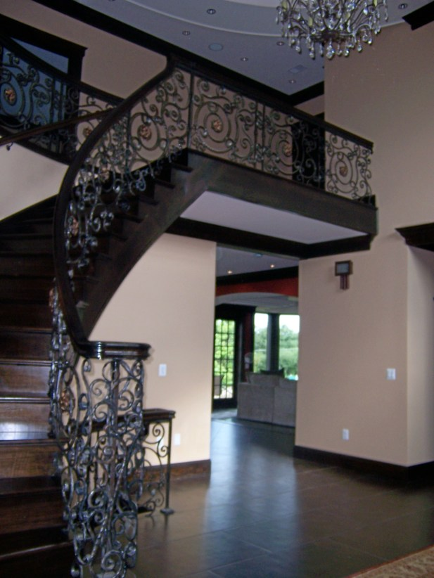 metal stairs for homes_7