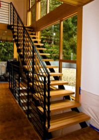 metal stairs with wood_14