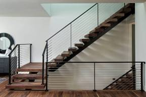 steel and solid wood stairs_11