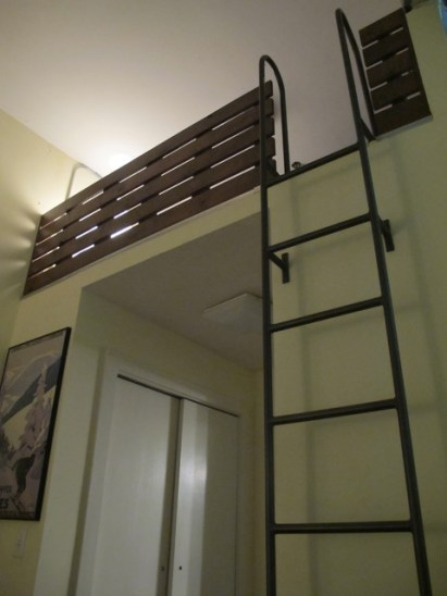 steel loft ladder _13