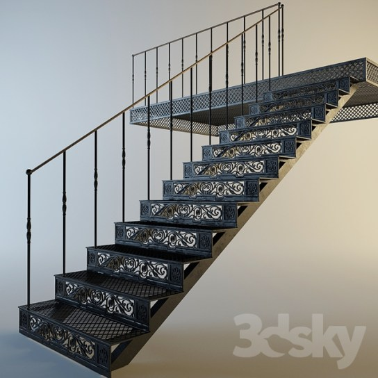 forged stairs_41