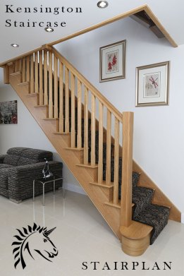 construction of a cut string staircase_12