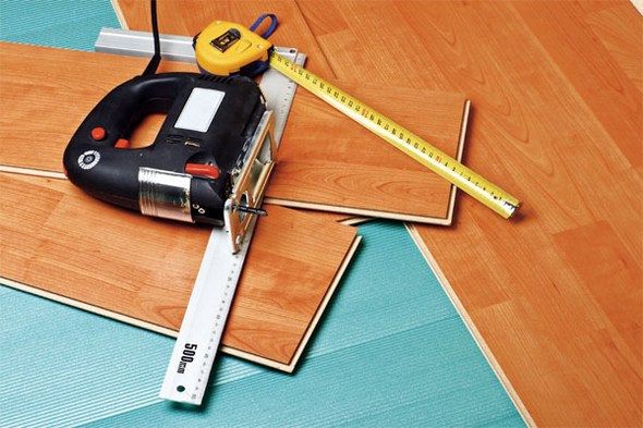 How to work with laminate