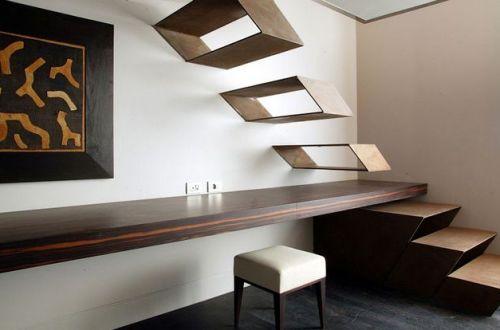 loft ladder design ideas