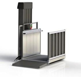 Atlanta Vertical Platform Lift Sterling