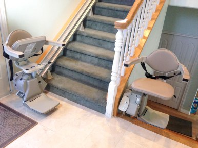 From Victoria Stair Lifts