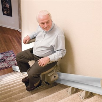 Bruno Elite Straight Stair Lift Atlanta North Georgia