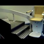 The Acorn 80 Curved Stairlift