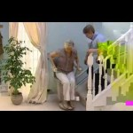 Stannah Stairlifts   Measuring, Fitting and Putting in the Stair Lift