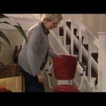 Flow two – Curved Stairlift by ThyssenKrupp Encasa