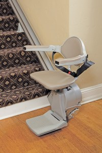 Elan Straight Rail Stair Lift