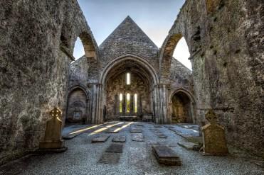 Corcrome Abbey, Burren, Clare