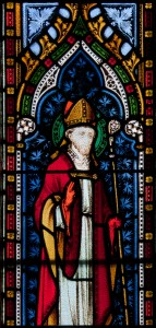 Wexford_Church_of_the_Immaculate_Conception_South_Aisle_Window_Saint_Laurentius_O_Toole_Detail_2010_09_29
