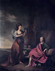 466px-Arthur_Wolfe,_1st_Viscount_Kilwarden_and_his_wife_Anne_by_Thomas_Hickey