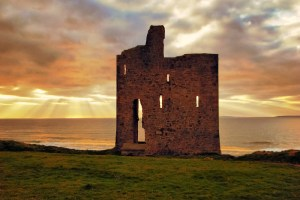 The Castle Green - Ballybunion-L