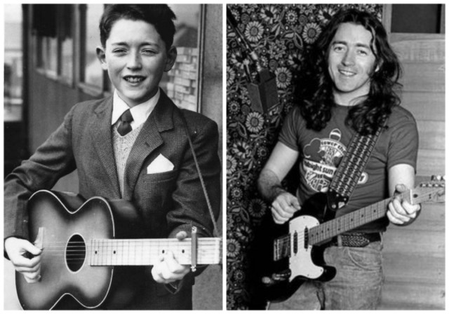 #OTD in 1995 – Death of Donegal-born blues guitarist and singer/songwriter Rory Gallagher.