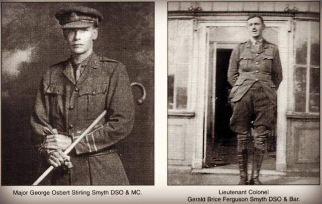 #OTD in 1920 – The IRA executes English Army officer Colonel Gerald Bryce Ferguson Smyth in Cork.