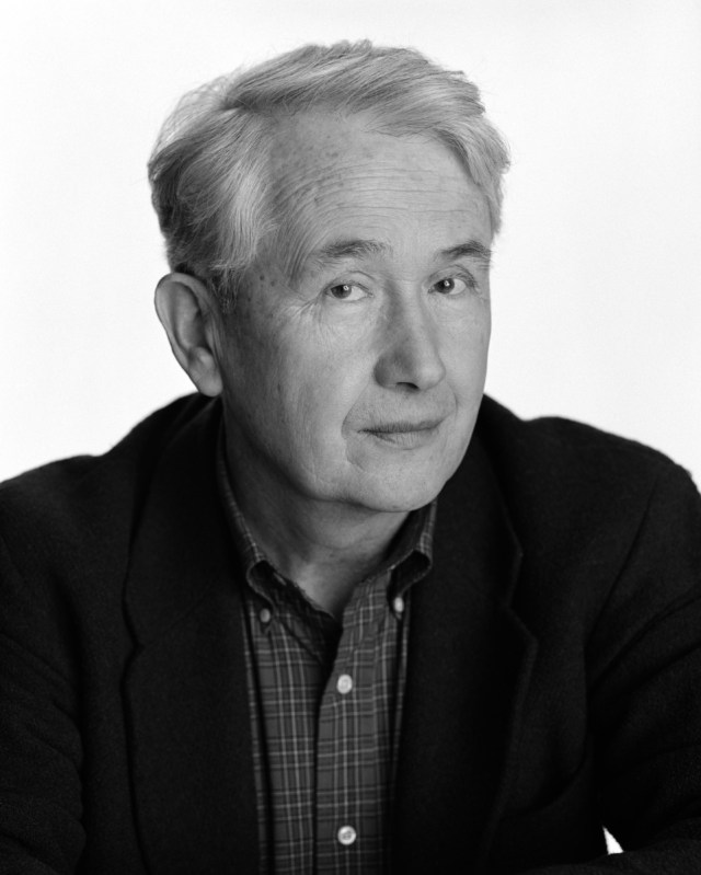 #OTD in 2009 – Death of author, Frank McCourt, in New York.