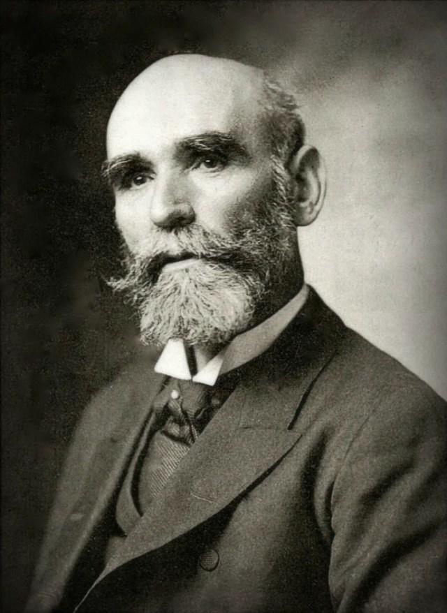 #OTD in 1870 – Michael Davitt is sentenced to 15 years penal servitude for gun-running.