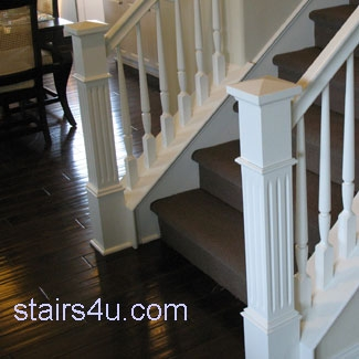 Carpet Stairs Meet Wood Floor   Hardwood Floors And Carpet Stairs   Top Step Carpet   Middle   Decorative   Wood   Colour Wall