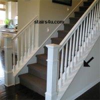 Closed Stairway