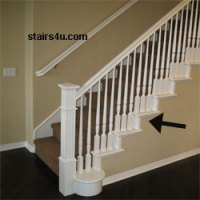 Stairways  Gelnder fr auen