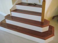 How To Install Wood Look Tile On Stairs - Tile Designs