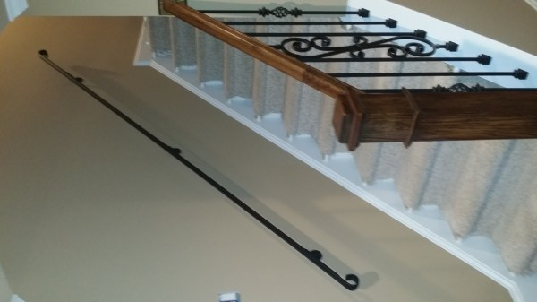 Stair Wall Handrail