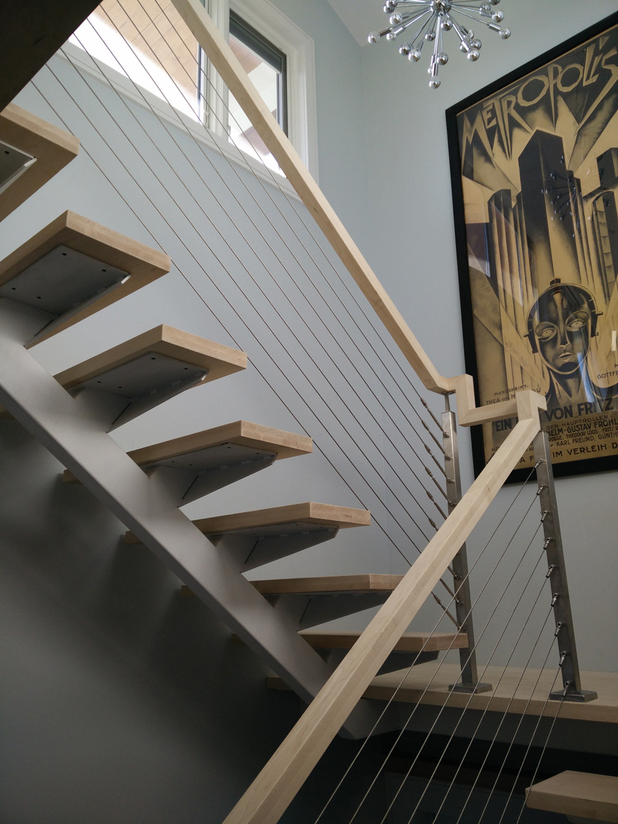 Long Beach DKP Wood Railings Amp Stairs