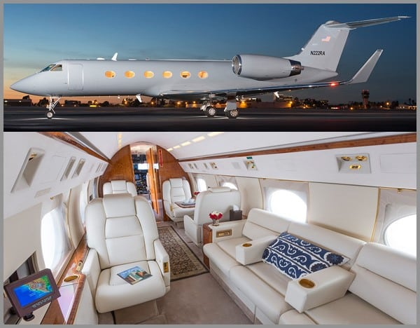 STAjets increases fleet with addition of 2 Gulfstream G-IVs
