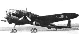 PZL - 37 Łoś