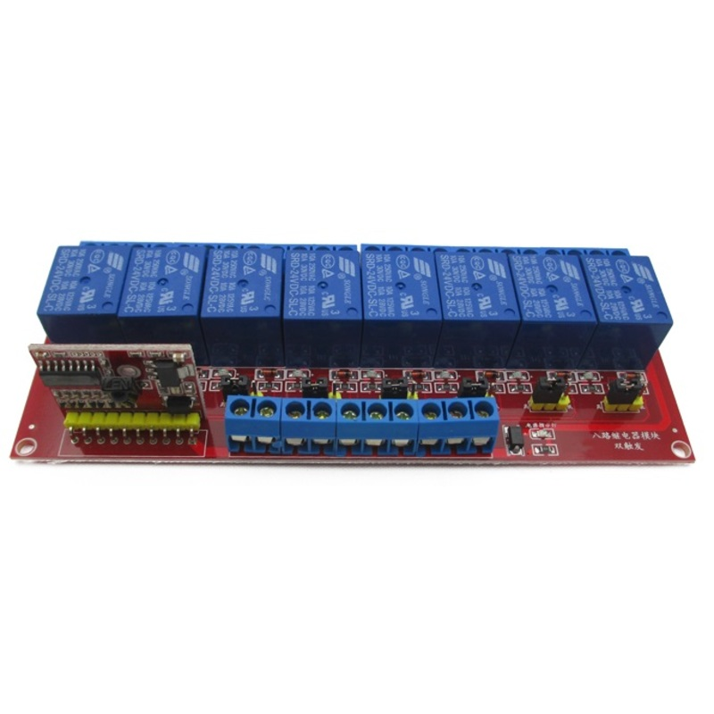 8 Channel Software Controlled Fanbus With Pwm