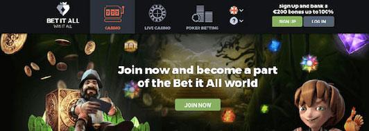 betitall casino banner