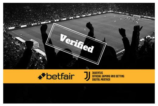 Betfair Verified