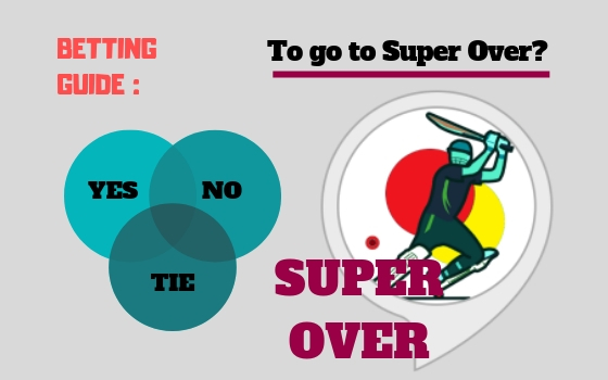 To go to Super Over BETTING GUIDE :