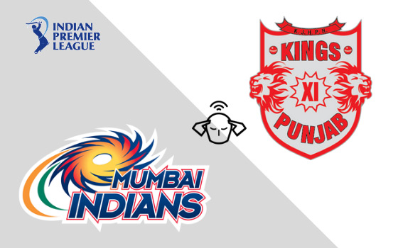 Kings XI Punjab vs Mumbai Indians Match Prediction