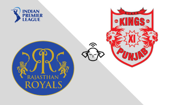 Rajasthan Royals vs Kings XI Punjab Match Prediction