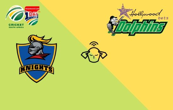 Dolphins vs Knights, Momentum ODI Cup 2020, 2nd Match Prediction