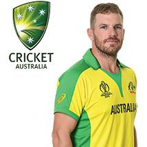 Aaron Finch captain of Australia