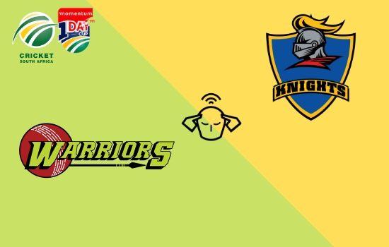 Knights vs Warriors, Momentum ODI Cup 2020, 5th Match Prediction