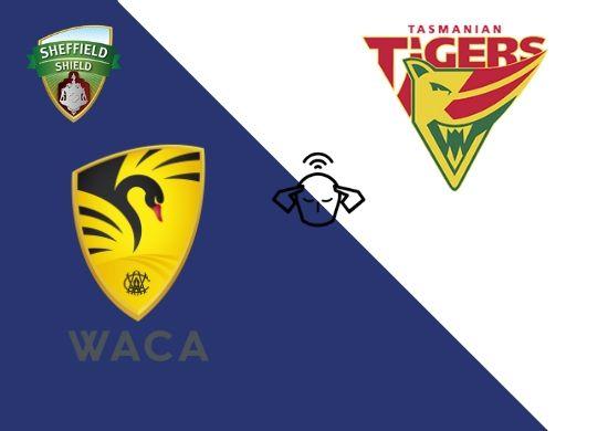 Tasmania vs Western Australia, Sheffield Shield 2019-20 Test Match Prediction