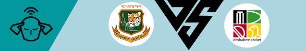 Bangladesh vs Zimbabwe, 2019 - 1st t20 match prediction