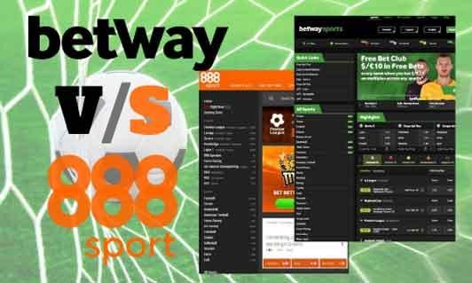Betway vs 888sport