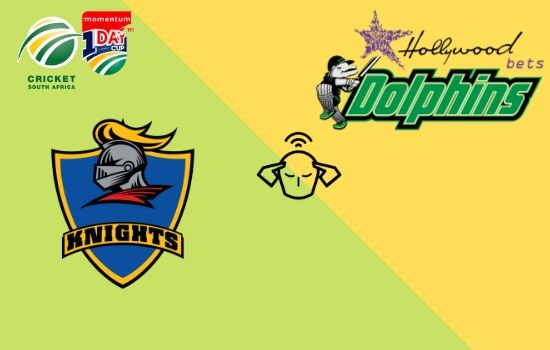 Dolphins vs Knights, Momentum ODI Cup 2020, 1st SF Match Prediction
